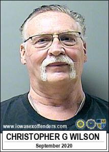 Christopher Gerald Wilson a registered Sex Offender of Iowa