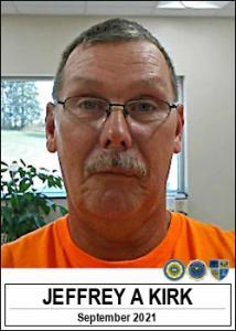 Jeffrey Allan Kirk a registered Sex Offender of Iowa