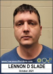 Lennon Davis Slade a registered Sex Offender of Iowa