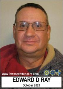 Edward Dale Ray a registered Sex Offender of Iowa