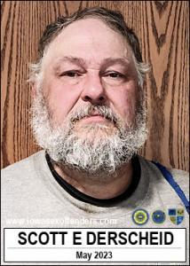 Scott Edward Derscheid a registered Sex Offender of Iowa