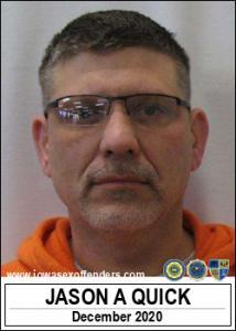 Jason Aaron Quick a registered Sex Offender of Iowa