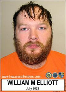 William Michael Elliott a registered Sex Offender of Iowa