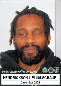 Hendrickson Leweston Schauf a registered Sex Offender of Iowa