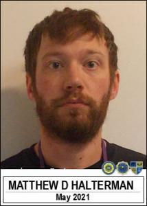 Matthew Dale Halterman a registered Sex Offender of Iowa