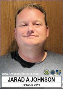 Jarad Alan Johnson a registered Sex Offender of Iowa
