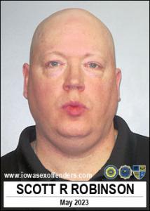 Scott Robert Robinson a registered Sex Offender of Iowa