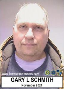 Gary Lynn Schmith a registered Sex Offender of Iowa