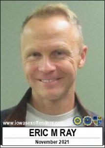 Eric Matthew Ray a registered Sex Offender of Iowa