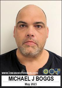 Michael Joseph Boggs a registered Sex Offender of Iowa