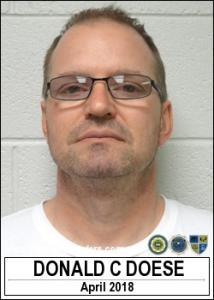 Donald Clarence Doese a registered Sex Offender of Iowa