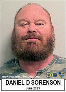 Daniel Dale Sorenson a registered Sex Offender of Iowa
