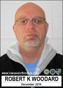 Robert Kevin Woodard a registered Sex Offender of Iowa