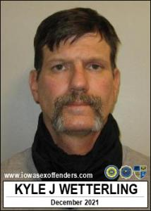 Kyle James Wetterling a registered Sex Offender of Iowa