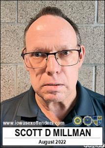 Scott David Millman a registered Sex Offender of Iowa