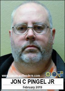Jon Charles Pingel Jr a registered Sex Offender of Iowa