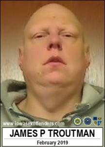 James Paul Troutman a registered Sex Offender of Iowa