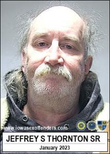 Jeffrey Scott Thornton Sr a registered Sex Offender of Iowa