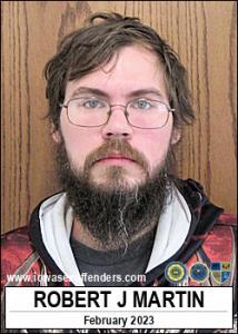 Robert John Martin a registered Sex Offender of Iowa