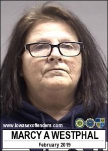 Marcy Ann Westphal a registered Sex Offender of Iowa