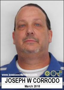 Joseph Wayne Corrodo a registered Sex Offender of Iowa