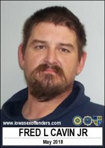 Fred Leon Cavin Jr a registered Sex Offender of Iowa