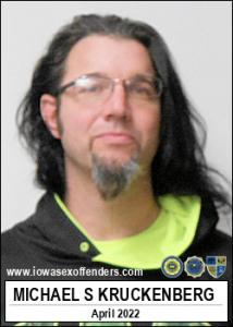 Michael Scott Kruckenberg a registered Sex Offender of Iowa