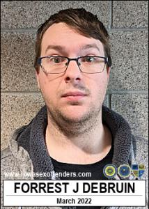 Forrest James Debruin a registered Sex Offender of Iowa