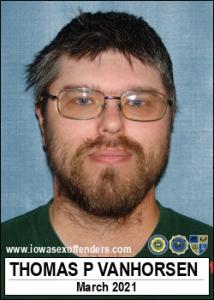 Thomas Patrick Vanhorsen a registered Sex Offender of Iowa
