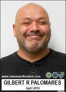 Gilbert Rafael Palomares a registered Sex Offender of Iowa