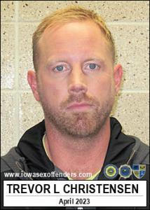 Trevor Lee Christensen a registered Sex Offender of Iowa