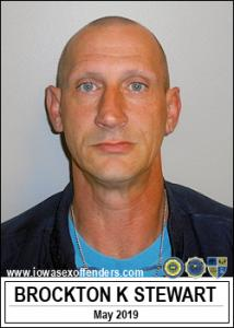 Brockton Kelle Stewart a registered Sex Offender of Iowa