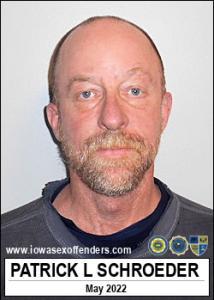 Patrick Lyle Schroeder a registered Sex Offender of Iowa