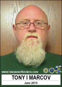 Tony Ivan Marcov a registered Sex Offender of Iowa