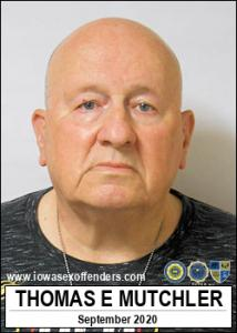 Thomas Edwin Mutchler a registered Sex Offender of Iowa