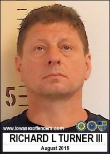 Richard Leroy Turner III a registered Sex Offender of Iowa