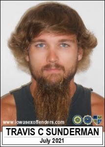 Travis Cole Sunderman a registered Sex Offender of Iowa