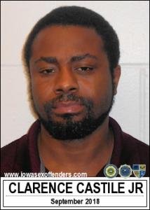 Clarence Castile Jr a registered Sex Offender of Iowa