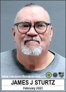 James Jackson Sturtz a registered Sex Offender of Iowa