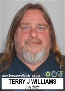 Terry Joe Williams a registered Sex Offender of Iowa