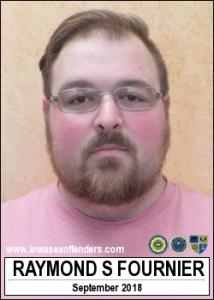 Raymond Stephen Fournier a registered Sex Offender of Iowa