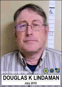 Douglas Kent Lindaman a registered Sex Offender of Iowa