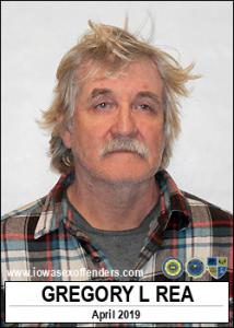 Gregory Lee Rea a registered Sex Offender of Iowa