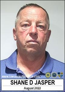 Shane Dean Jasper a registered Sex Offender of Iowa