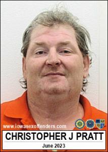 Christopher John Pratt a registered Sex Offender of Iowa