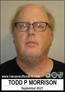 Todd Patrick Morrison a registered Sex Offender of Iowa