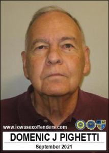 Domenic John Pighetti a registered Sex Offender of Iowa