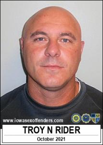 Troy Neil Rider a registered Sex Offender of Iowa