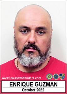 Enrique Guzman a registered Sex Offender of Iowa