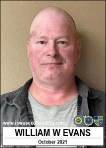 William Walter Evans a registered Sex Offender of Iowa